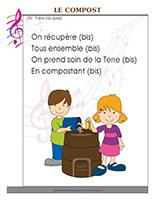 Chanson-Le compost