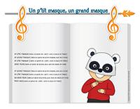 Chanson-Les masques