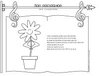 Chanson-Les semences chanter danser