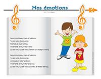 Chanson-Mes émotions