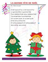 Chanson-Noël-La grande fête