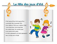 Chansons-La grande fête d'été