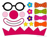 Chapeaux-clown