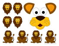 Chapeaux-lion