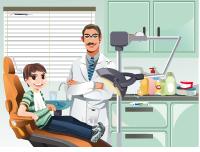 Cherche et trouve-La santé dentaire