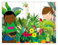 Cherche et trouve-Plantes