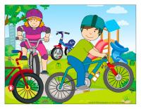 Cherche et trouve-Vélos et tricycles