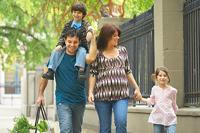 Cinq façons d'améliorer la forme de toute la famille