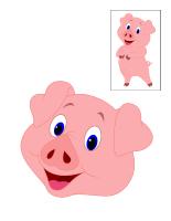 Cochon articulé