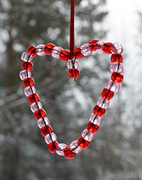 Coeur Fil Metallique