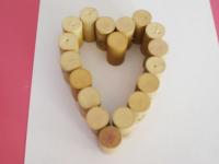 Coeur en liège - 3
