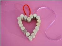Coeur en liège - 9
