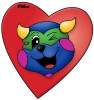 Coeur réconfortant de Poni