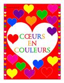 Saint-Valentin - Coeurs en couleurs