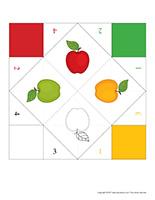 Coincoin-Les pommes