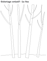 le feu activit s pour enfants avec fiches imprimables educatout. Black Bedroom Furniture Sets. Home Design Ideas