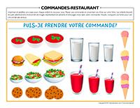 Commandes-Restaurant
