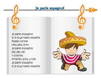 Comptine-Je parle espagnol