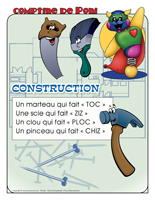 Comptine de Poni-Construction