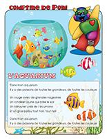 Comptine de Poni-L'aquarium