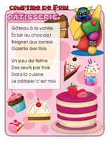 Comptine de Poni-La pâtisserie