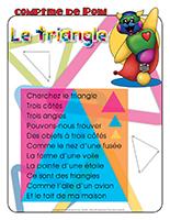 Comptine de Poni-Le triangle