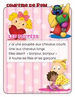 Comptine de Poni-Les poupées