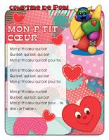 Comptine de Poni-Mon p'tit cœur