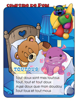 Comptine de Poni-Toutous