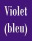 Couleur-Le violet en service de garde-1