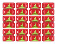 Coupons de jeux-Noël-La grande fête-1