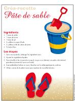Créa-recette - Pâte de sable-2