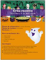 Créa-recette-Fantômes à la meringue