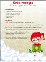Créa-recette-Rice Krispies des lutins