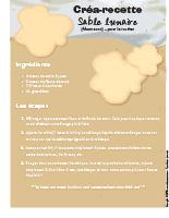 Créa-recette-Sable lunaire