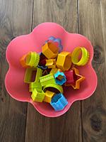 Des emporte-pieces colores utilises autrement-2