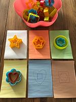 Des emporte-pieces colores utilises autrement-6