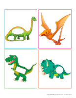Dinos-formes