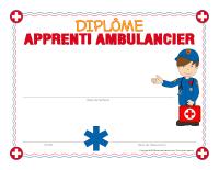Diplôme-apprenti ambulancier apprentie ambulancière-1