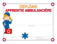 Diplôme-apprenti ambulancier apprentie ambulancière-2