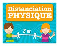 Distanciation-physique
