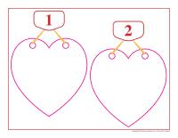 Distribution de cœurs