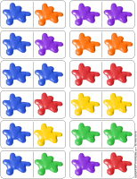 Domino - Les couleurs