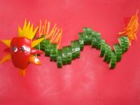 Dragon chinois vitaminé