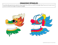 Dragons épingles