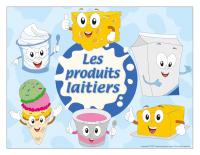 Éduc-Affiche-Les produits laitiers-1
