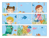 Éduc-Casse-tête-L'aquarium