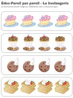 Éduc-Pareil pas pareil - La boulangerie
