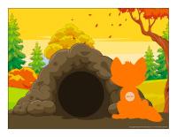 Éduc-associe-Les renards et leur tanière