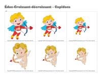 Éduc-coissant-décroissant-Cupidons